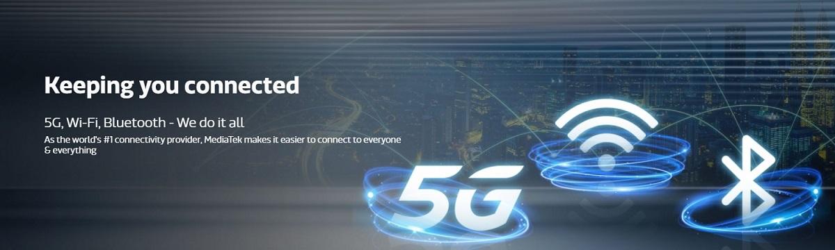 联发科发布第二代5G基带M80 速度世界第一