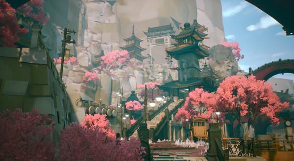 东方世界观《黄昏沉眠街》2021年春季上市 试玩版现已上线