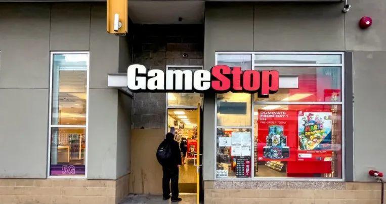 游戏驿站暴跌90%,美国散户终究是被割的韭菜