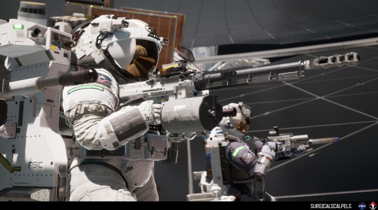 从《边境》与COD的太空作战情节比较出发,探索FPS游戏新未来