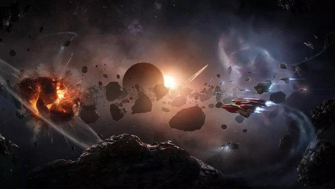 太空冒险游戏《精英:危机四伏》玩家被骗 离家800光年打黑工