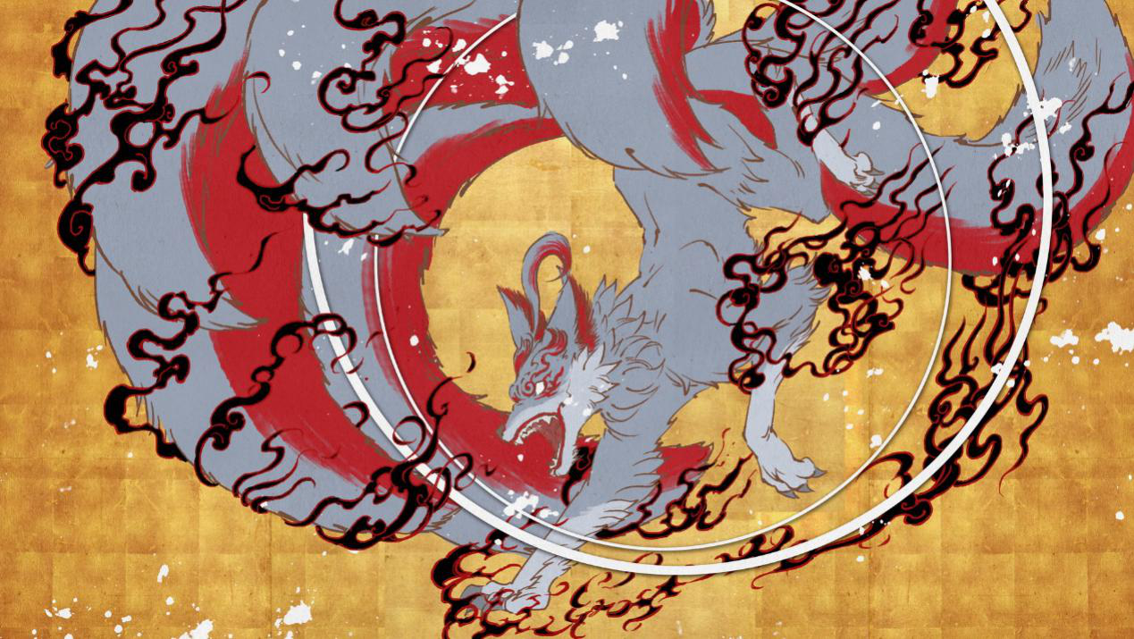 浮世绘风格解谜冒险游戏——《第五件遗留物》