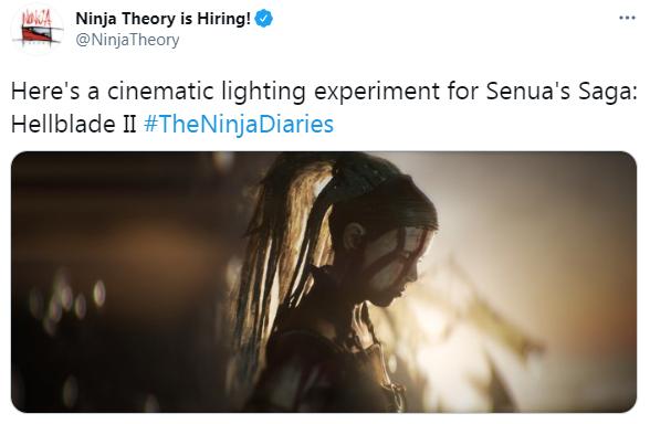 《地狱之刃2:塞娜的献祭》新截图 画面效果逼真动人