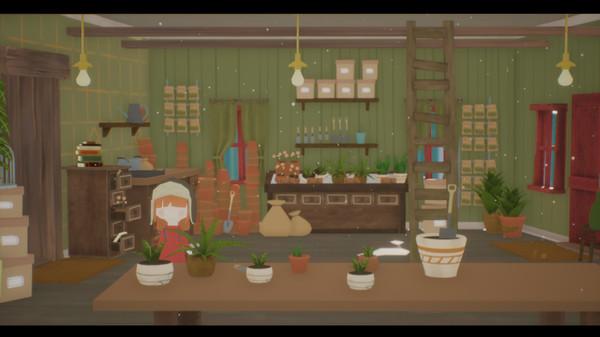 第三人称卡通冒险游戏《玛鲁与她梦幻般的境界》2022年上市 支持中文