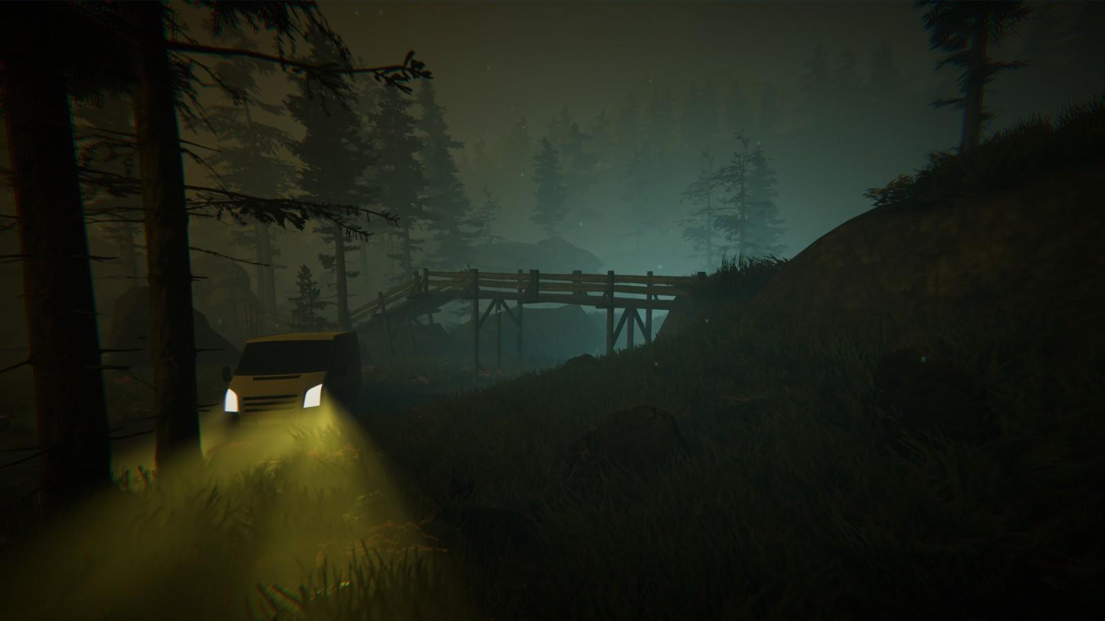 心理恐怖新作《莫里斯的心智》公布 登陆Steam和主机