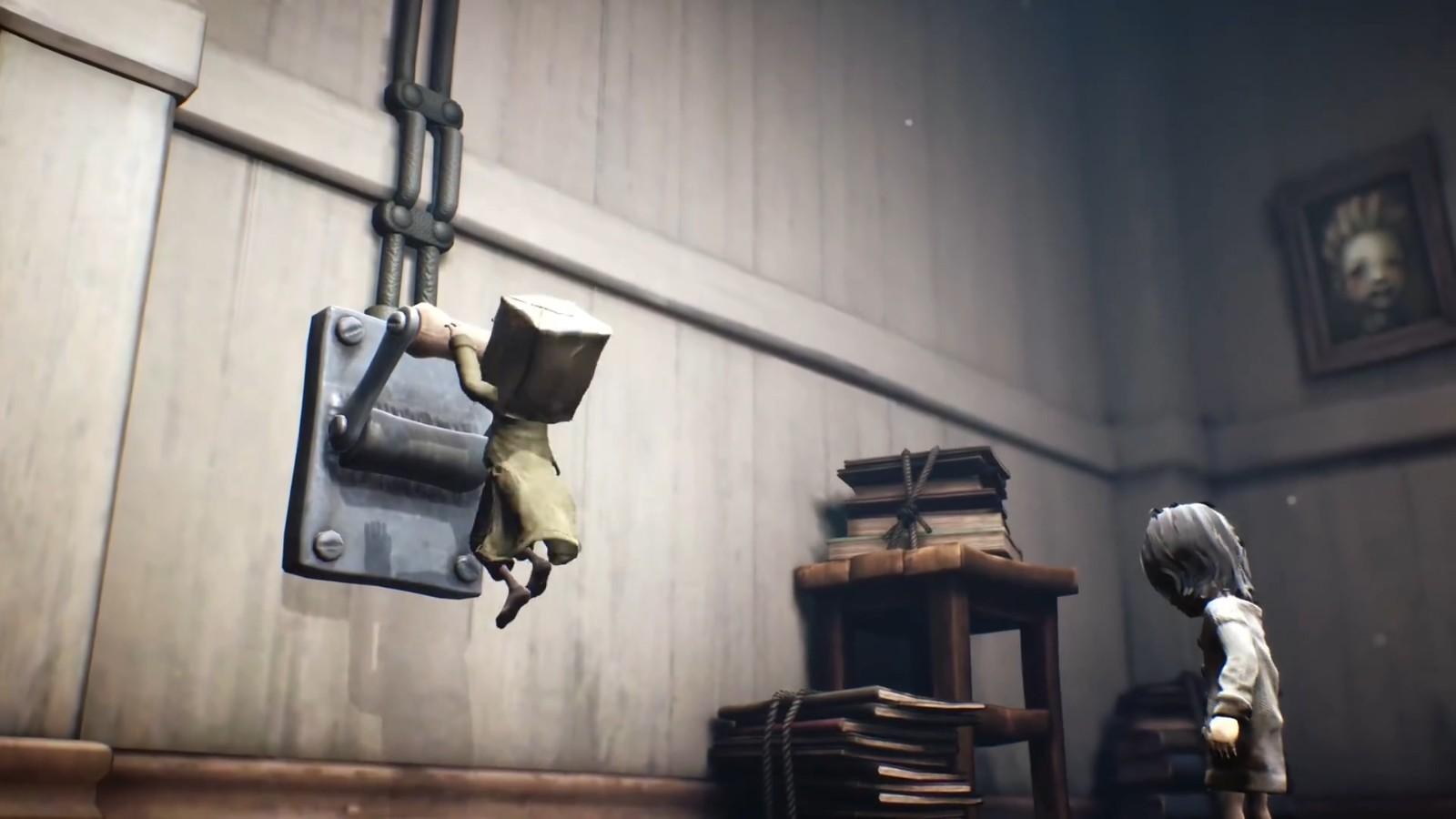 《小小梦魇2》上市预告公开 初代售出300万套