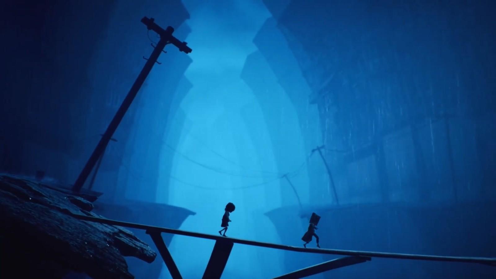 游戏新消息:小小梦魇2上市预告公开初代售出300万套