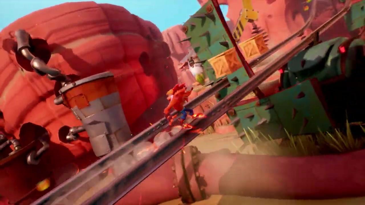 《古惑狼4》3月12日将登陆PS5/XS/NS 年内登陆PC