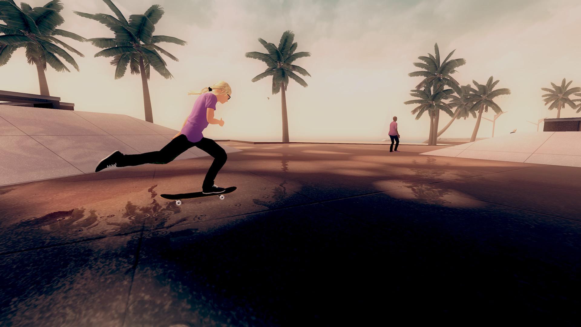 《滑板都市》即将登陆PC/PS4/NS/Xbox One 支持简中
