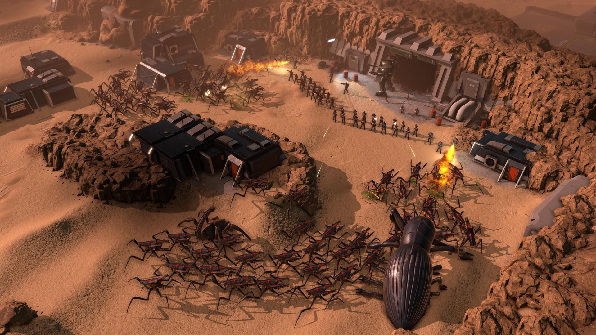 《星河战队:人类指挥部》新预告 杀戮恶心虫子