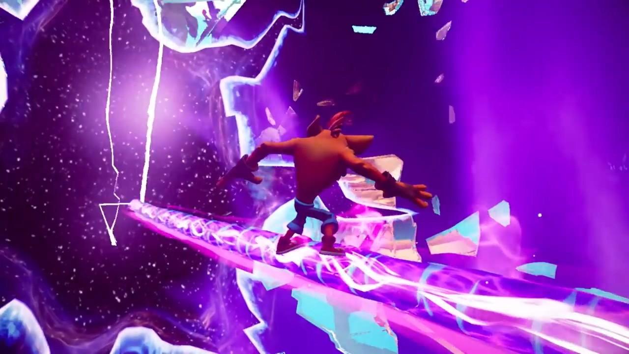 官方确认Switch版《古惑狼4》双模式均以30帧运行