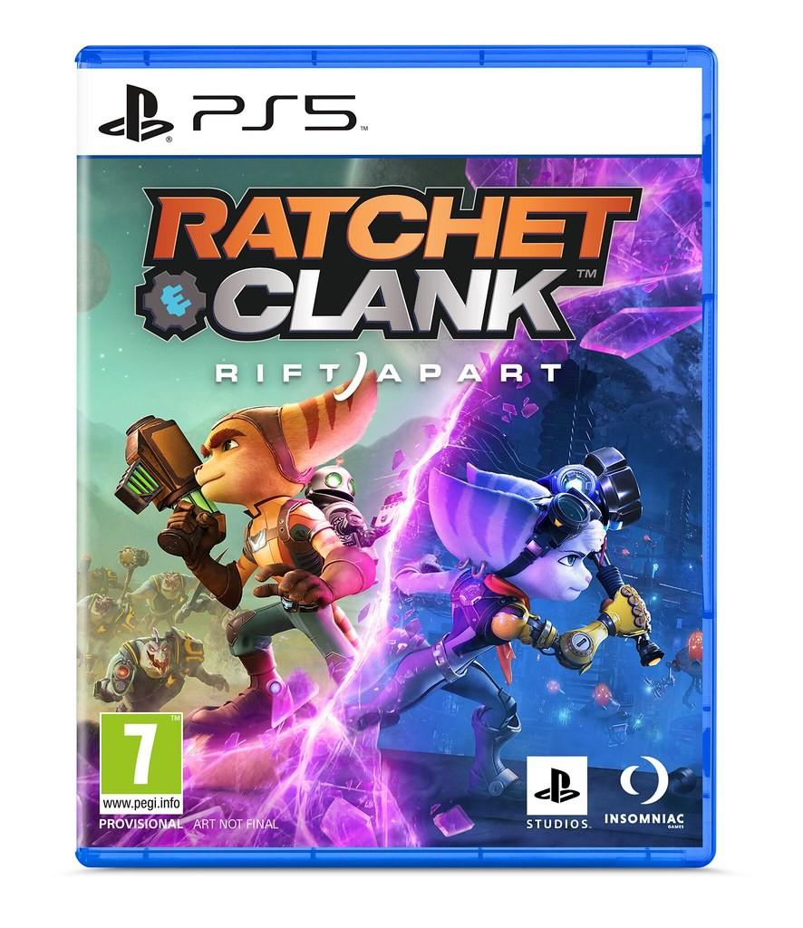 PS5炫技游戏《瑞奇与叮当:分离》确定6月11日发售