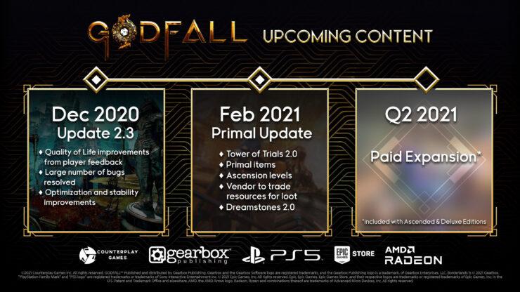 《众神陨落》PC版更新 N卡终于支持光追了