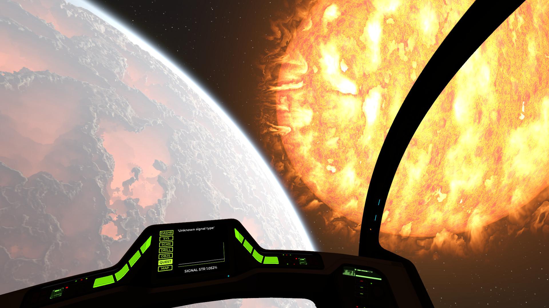 受《星际穿越》启发 太空模拟新作《地球模拟》发售