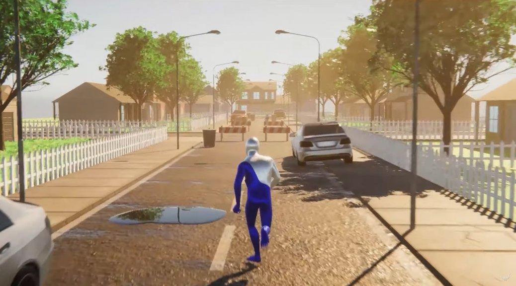 玩家使用Unity引擎重制99年《百事超人》 加入光追
