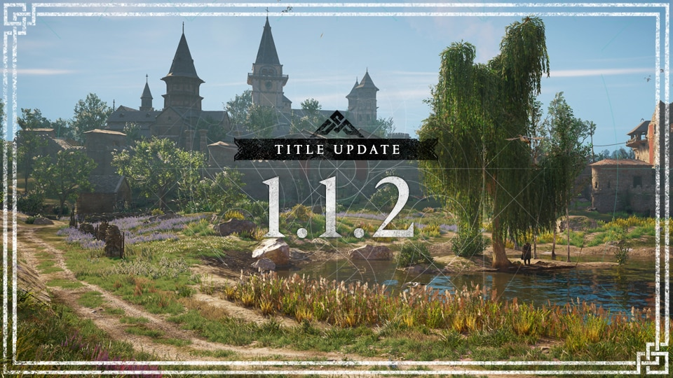 《刺客信条:英灵殿》大更新要来 加入新的河流抢劫模式