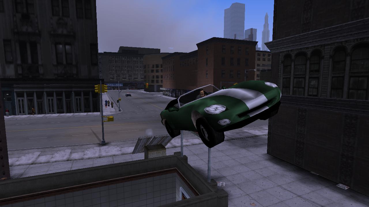 Take-Two已对GTA3及罪恶都市反编译项目下架处理