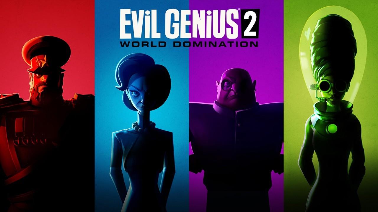 《邪恶天才2》将推沙盒模式 豪华版和收藏版公布
