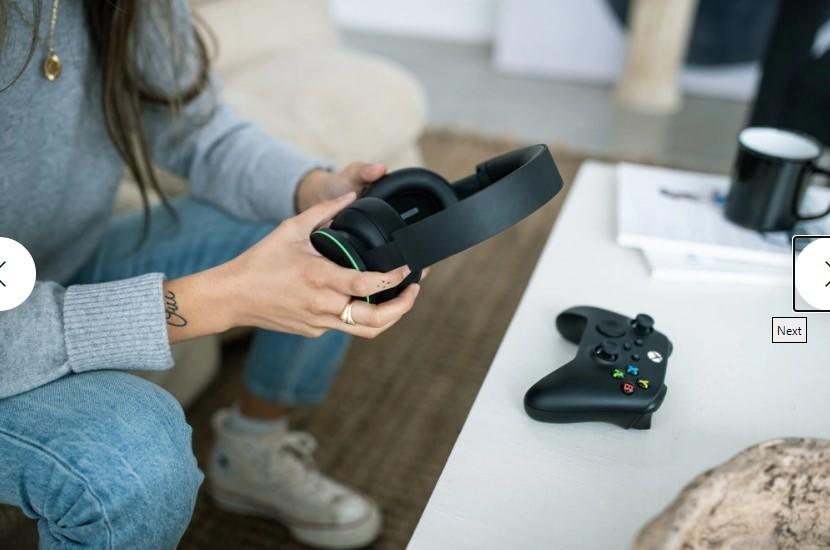 Xbox无线耳机3月16日发售 售价99.99美元