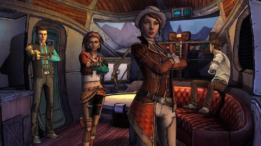 《无主之地传说》重新上架 PC平台新增Epic