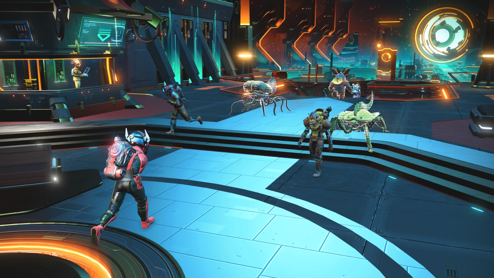 《无人深空》更新 现在你可以收养外星生物当宠物