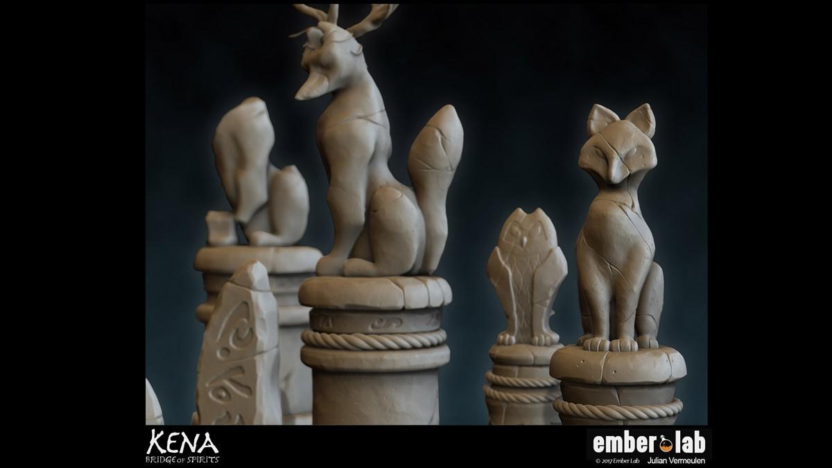 《Kena:精神之桥》原型图公开 目前仅计划发售数字版