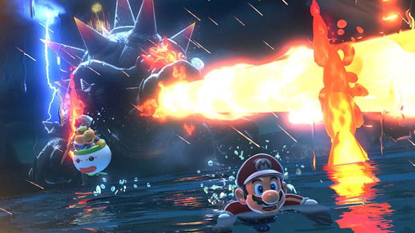 Fami通新一周销量榜 《超级马力欧3D世界 + 狂怒世界》登顶