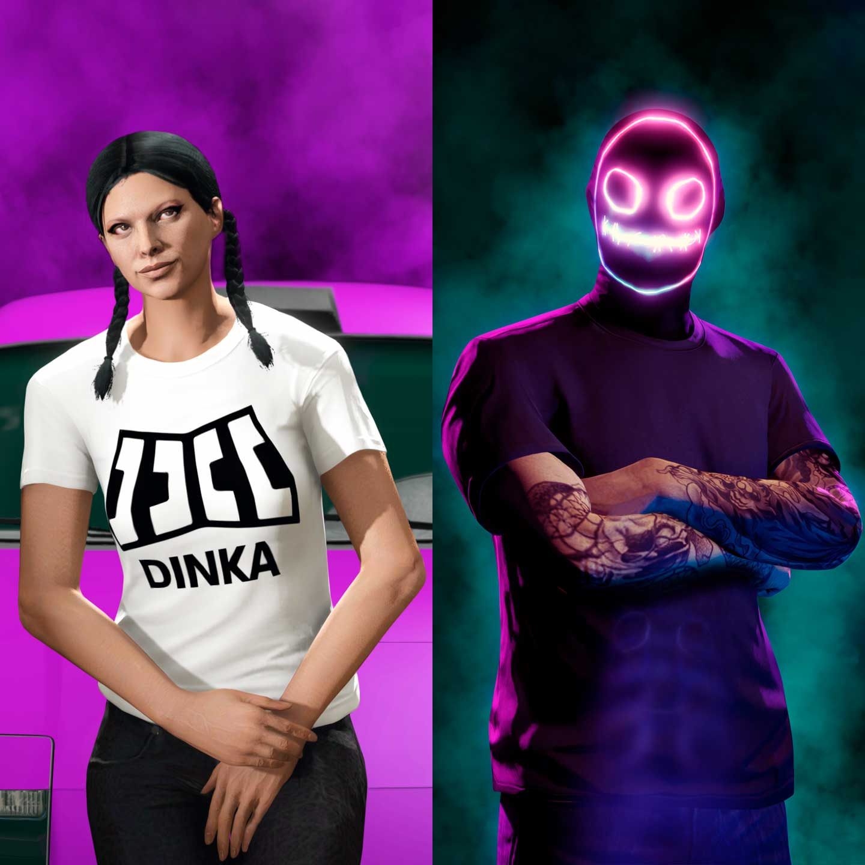 《GTA》在线模式限时免费领取丁卡维鲁斯  还可解锁丁卡T恤