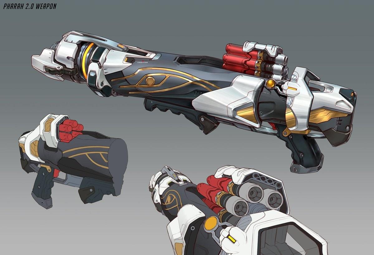 《守望先锋2》新地图、英雄新造型、敌方单位公布