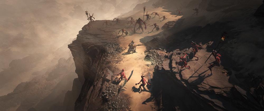 《暗黑4》游戏总监专访 yydowns有三种不同的战斗机制
