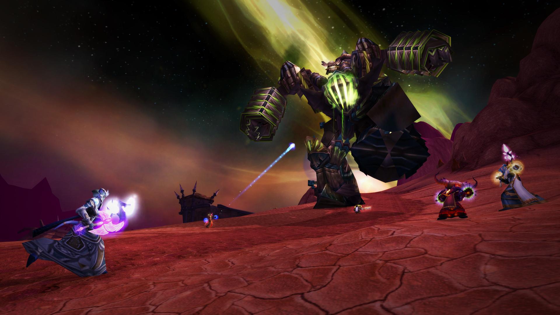 《魔兽世界:燃烧的远征》未来规划、角色及服务器介绍
