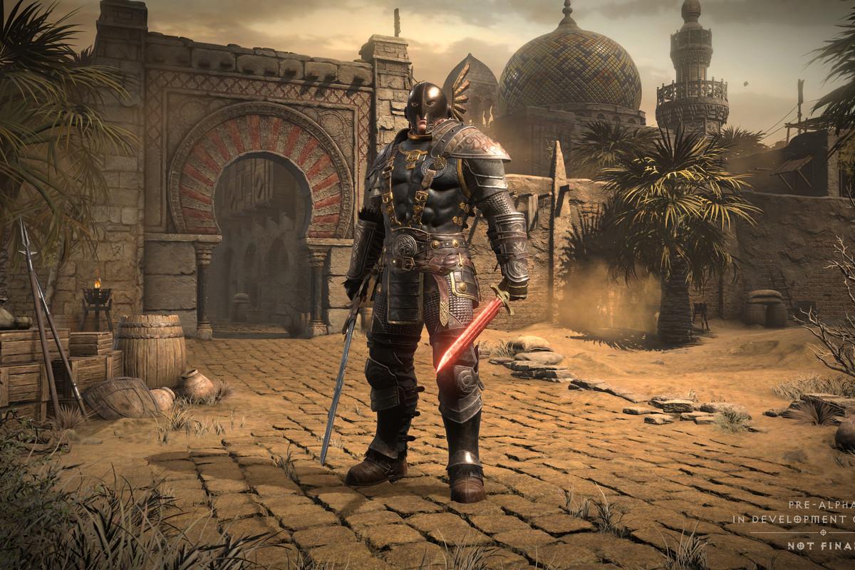 《暗黑破坏神2:重制版》主打PC体验 有离线模式 暂无手机版