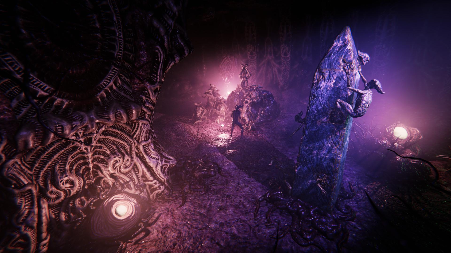 重口成人恐怖游戏《超越欲望》预告 3月12日发售
