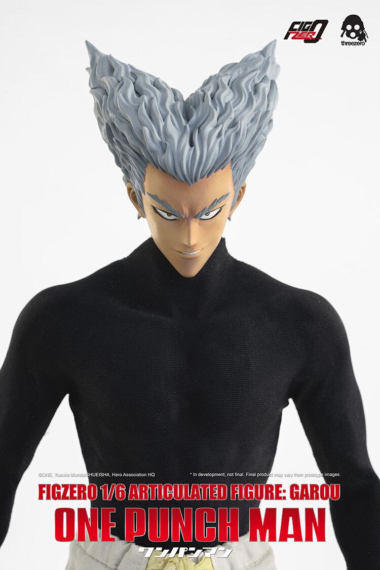 Threezero《一拳超人》饿狼1/6人偶 售价13600日元