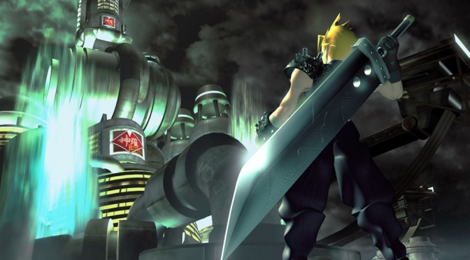 效果全面提升 《最终幻想7》最新AI画质增强MOD发布