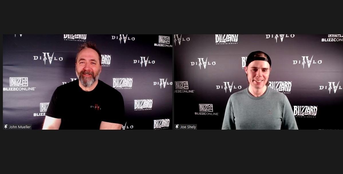 《暗黑4》美术总监和设计师专访 解释为何加入游侠