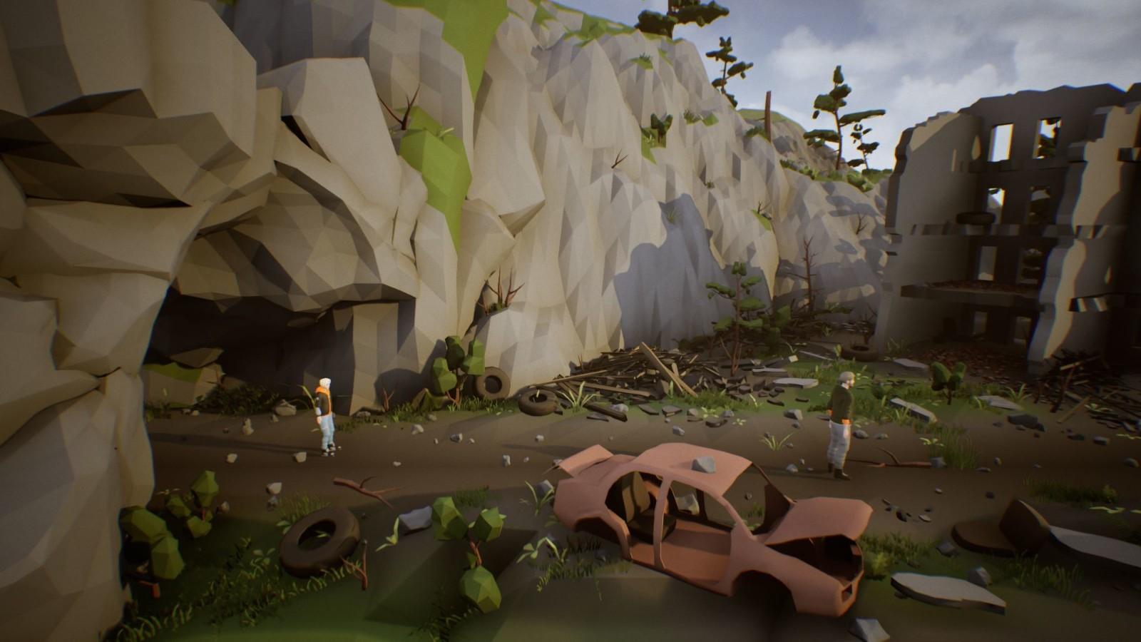 双人生存解谜游戏《父子俩》上架Steam 明年发售
