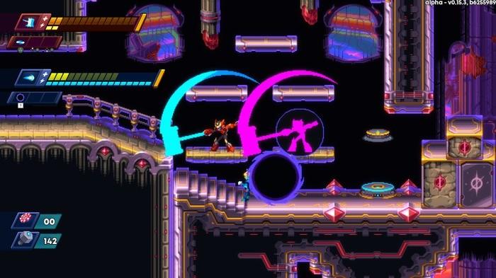 画面玩法全面强化 《30XX》发布抢先体验预告片