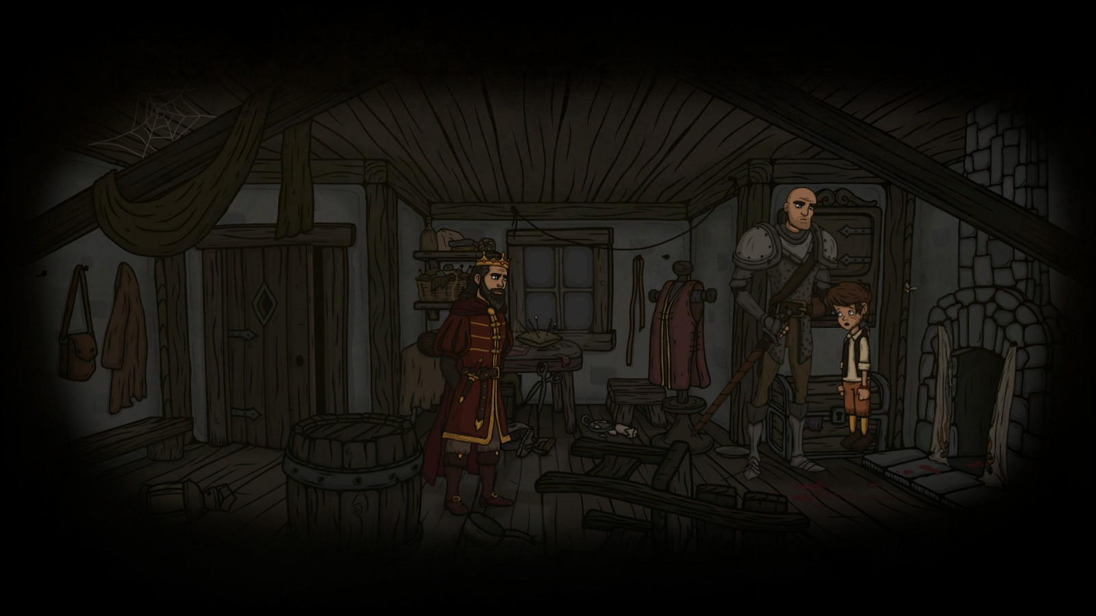 《惊悚故事2》现已上架Steam 7月发售、暂无中文
