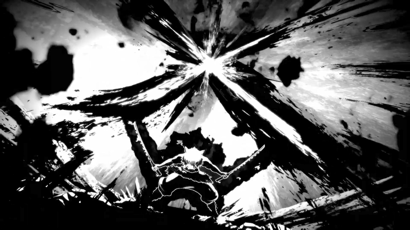 《鬼灭之刃:火神血风谭》我妻、伊之助演示释出