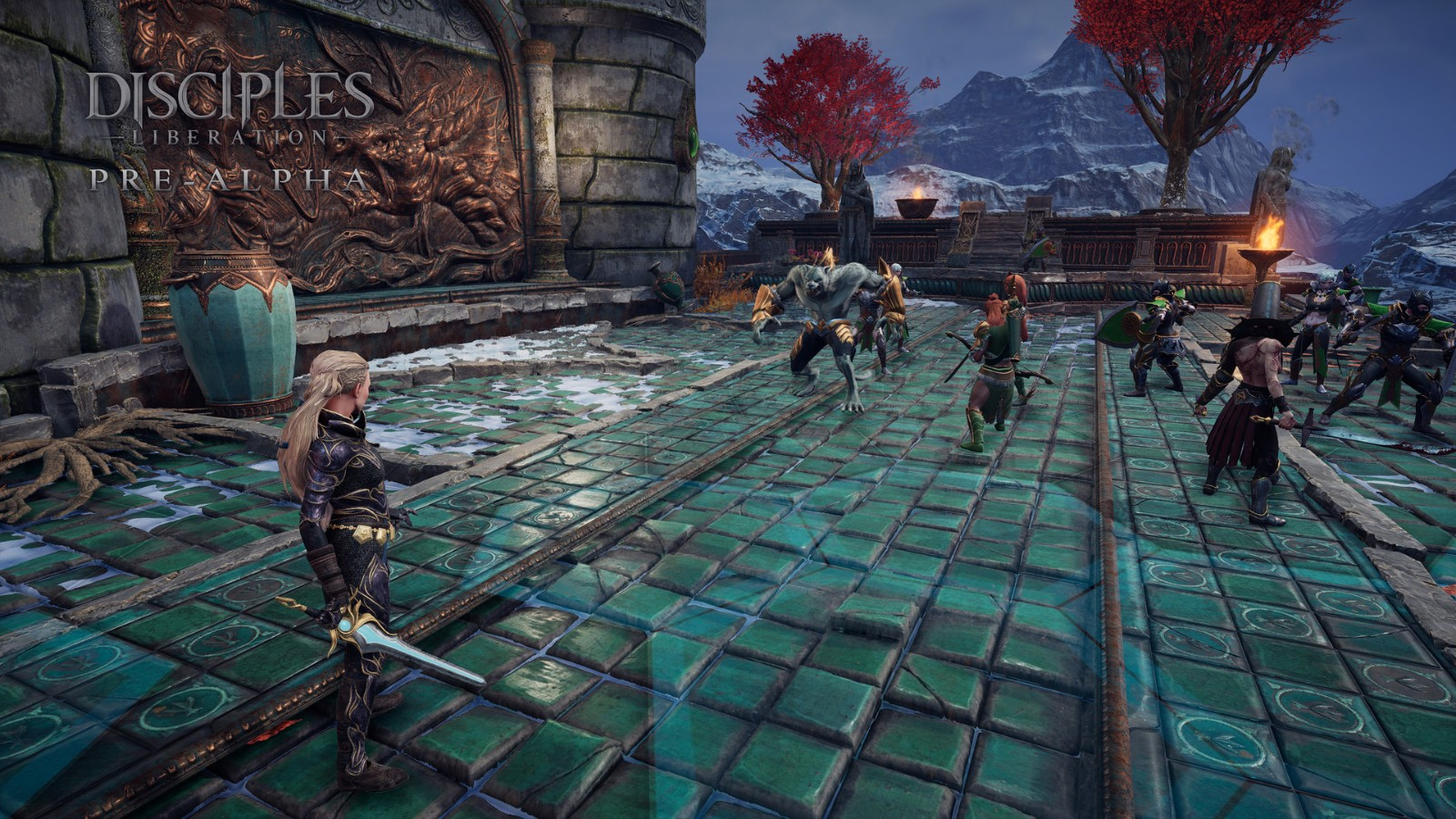 策略RPG《圣战群英传:解放》上架Steam 支持中文