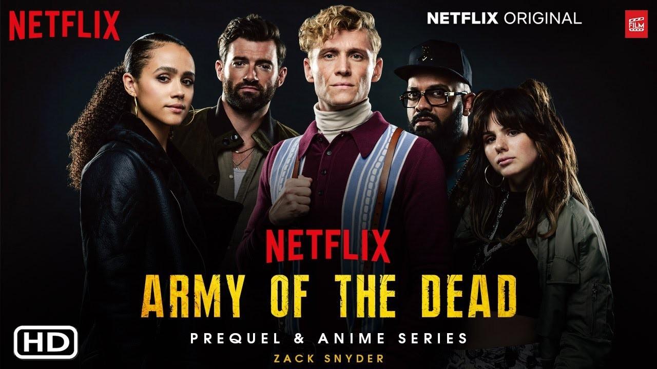 扎克·施耐德《活死人军团》定档 5月21日Netflix播出