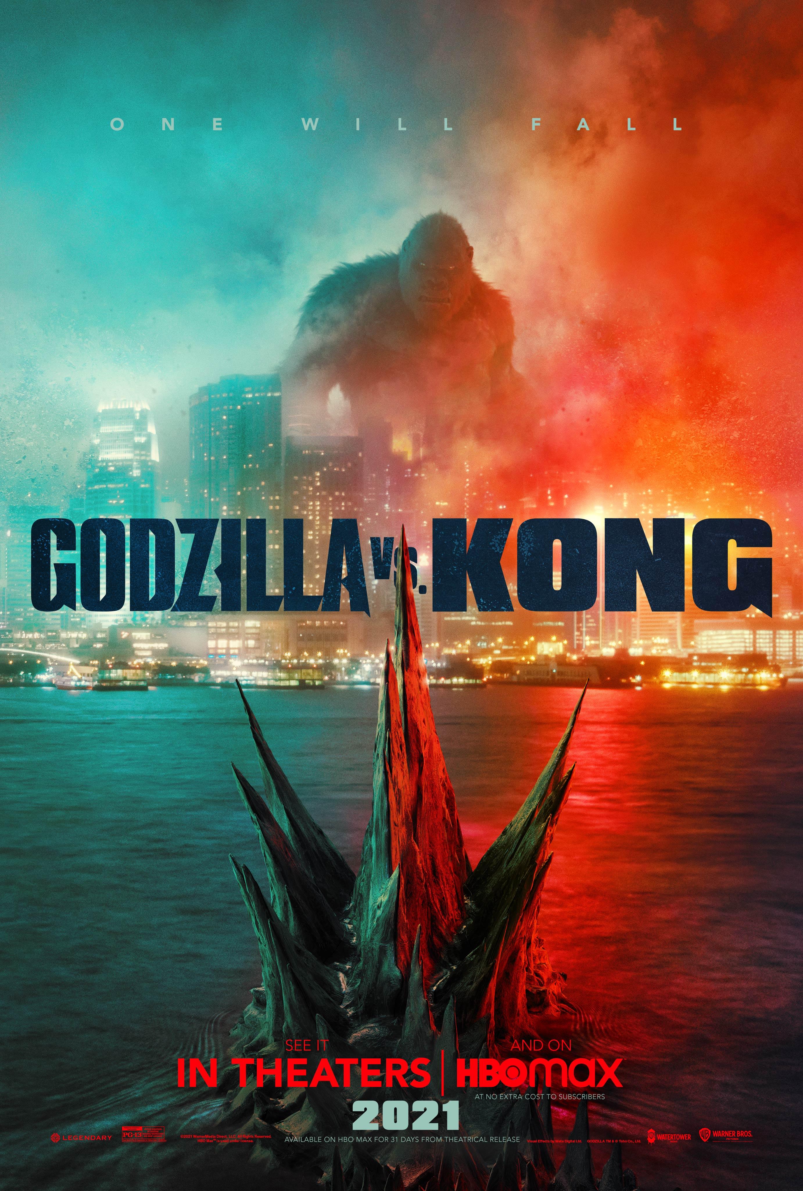 电影《哥斯拉大战金刚》确认引进 全新中文预告释出