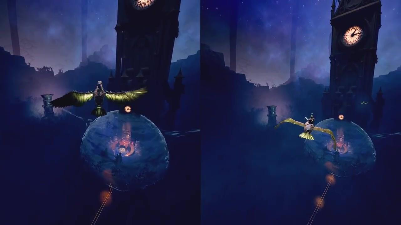 《双人成行》官方实机游戏预告片分享