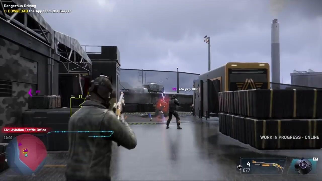 《看门狗:军团》在线模式3月9日随免费更新推出