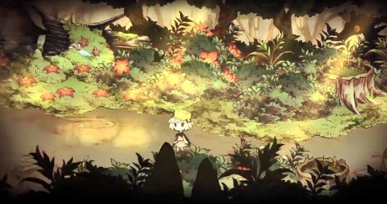 日本一新作《邪恶国王和高尚勇者》新影像公布 林中的勇者之女