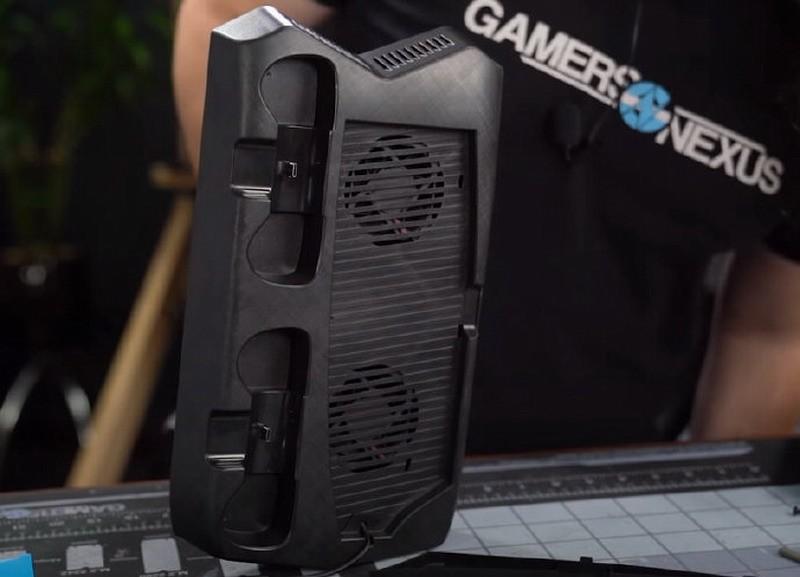 国外某厂商推出PS5散热底座 竟然会加热PS5主机