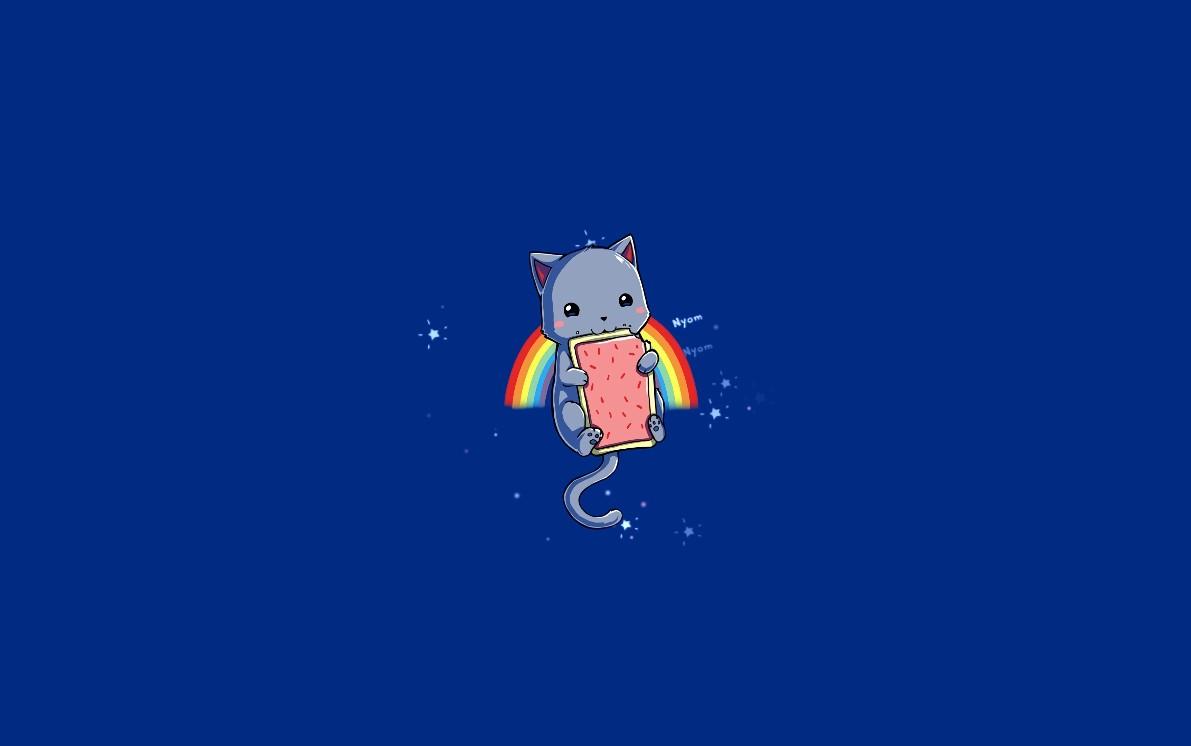 《Wallpaper Engine》可爱彩虹猫动态壁纸
