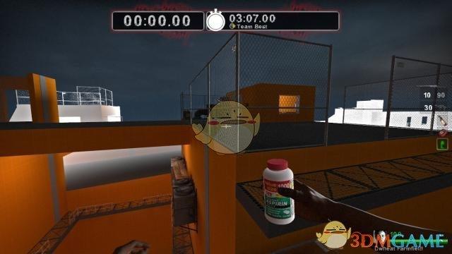 《求生之路2》橙色竞技场生存地图MOD