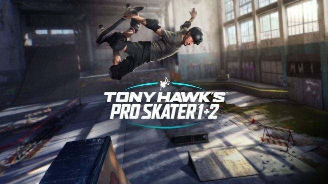 《托尼霍克职业滑板1+2 重制版》3月推出次世代强化版